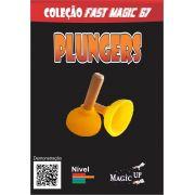 Plunger - Mini Ventosa + Vídeo Explicativo - Coleção Fast Magic N 68