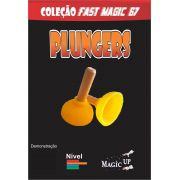 Plunger - Mini Ventosa + Vídeo Explicativo - Coleção Fast Magic N 68 R+