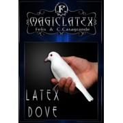 POMBO LATEX DOVE WITH LEGS MAGICLATEX