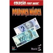POUPANÇA MÁGICA - COLEÇÃO FAST MAGIC Nº 35