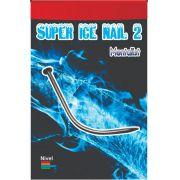 Prego fica reto mentalista  - Super Ice Nail 2  - Magica para mentalistas - B+