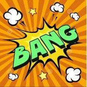 Privada Explosiva - Bang Toilet Seat