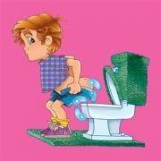 Privada Jato - Squirt Toilet Seat