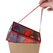 Produçao de bolsas c/ Flores (Close up) 2 bolsas - Dream bag R+