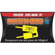 Raquete do Coelho - Coleção Fast Magic N 05