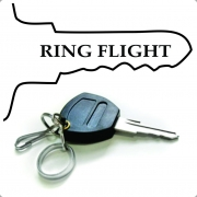 Ring Flight - magico do anel na chave B+