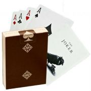 Rounders Playing Cards by Madison - brown