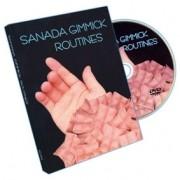SANADA GIMMICK +  bola 1,5  inch + 2 imas + DVD