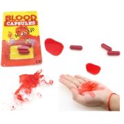 SANGUE DO VAMPIRO - blood capsules