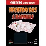 SEGREDO DAS 4 RAINHAS - COLEÇÃO FAST MAGIC Nº 38