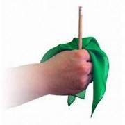 Silk poke - Goshman - Lenço que desaparece com caneta b+