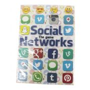 Social Networks - The Game. Baralho para mentalismo B+
