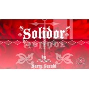 SOLIDOR BY HARRY SUZUKI- ROSA gimmick +DVD