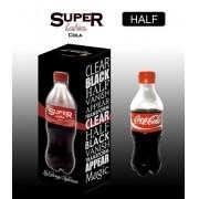 Super coca Cola Half By George Iglesias