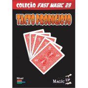 Tacto prodigioso em Bicycle - Coleção Fast Magic N 29 R+