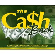 The Cash Back by Daniel Raley. F+