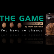 The Game premium By Inaki Zabaletta 3 shell game - Vernet B+
