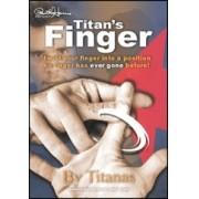 TITANS FINGER GIMMICK & DVD