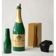 Vanishing Champagne Bottle Deluxe D+