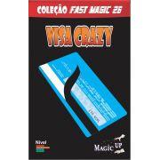 Visa Crazy - Coleção Fast Magic N 26 B+
