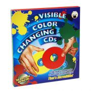 Visible Color Changing Cds