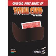 Visual Card - Coleção Fast Magic N 27 R+