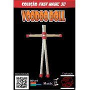 Voodoo Doll - Vudu  econômico / Vodum, vodun, vodu, vodoo - Coleção Fast Magic N 30 B+