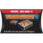 Wonder Matches - Coleção Fast Magic N 14 B+