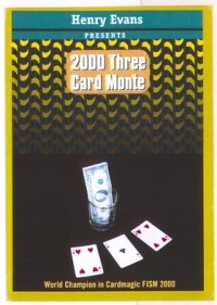 2000 THREE CARD MONTE
