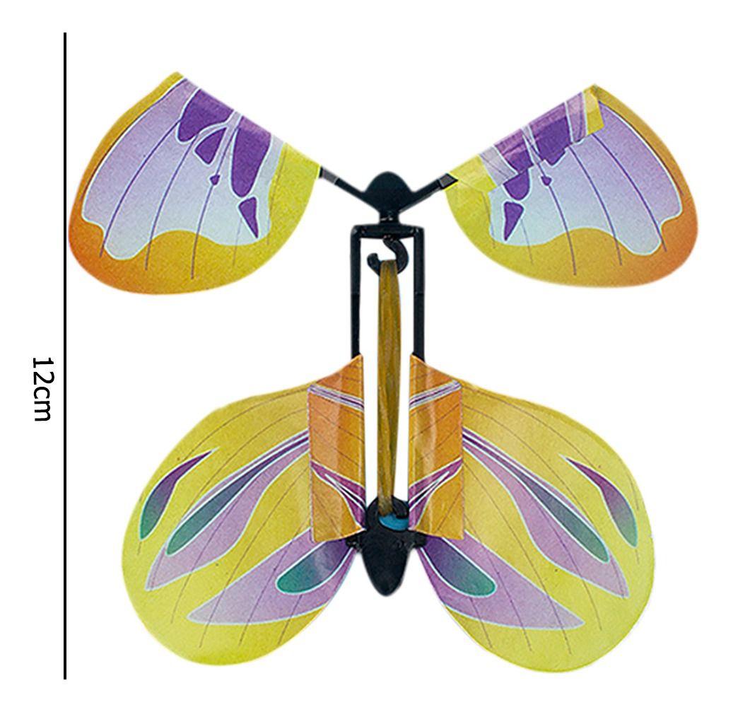 30 Borboletas Mágicas Cor Azul ou amarelo - The Magic Butterfly B+