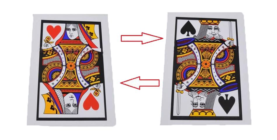 3 Cards Monte Jumbo R+