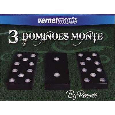 3 Dominoes Monte - Vernet B+