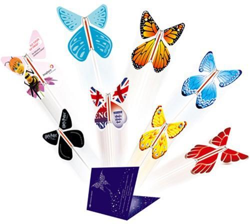 40  Borboletas  Mágicas - The Magic Butterfly B+