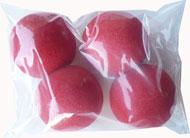 4 Bolas de Espuma- 1,5 Inch Cores Variadas B+