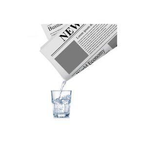 Água no Jornal - Coleção Fast Magic N 46 B+