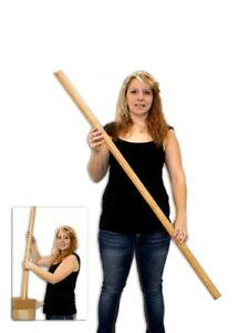 Aparição pau de madeira  gigante Jumbo B+