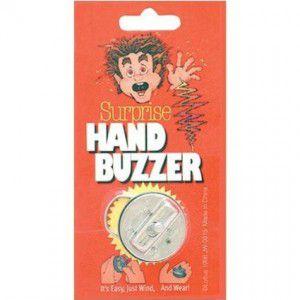 Aperto de Mão Elétrico - Hand Buzzer