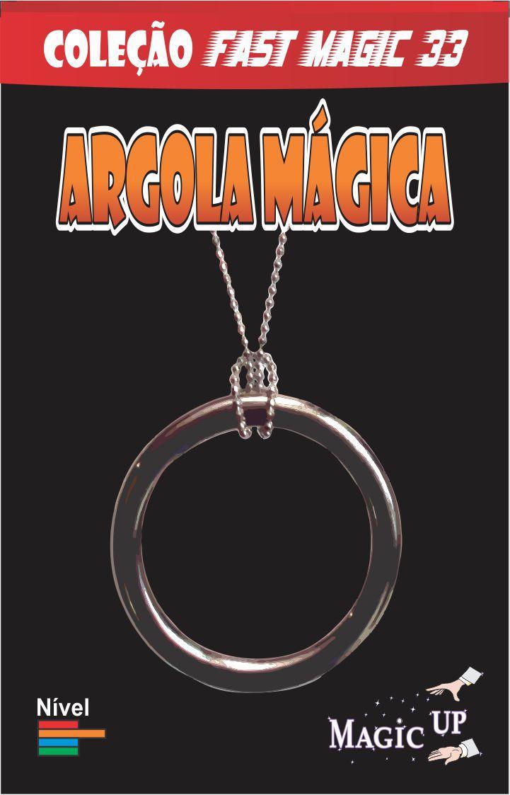 Argola Mágica - Coleção Fast Magic N 33 B+