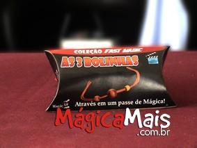 AS 3 BOLINHAS - COLEÇÃO FAST MAGIC Nº 06