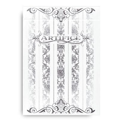 Baralho Artifice Branco - Ellusionist - Premium B+