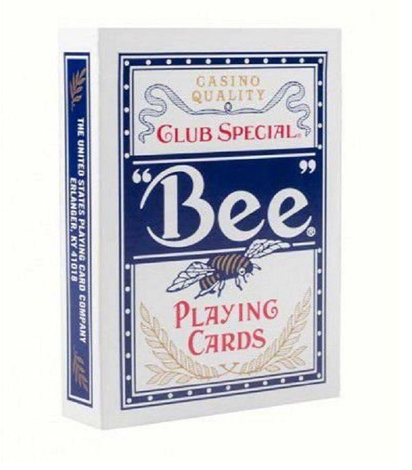 Baralho Bee - Azul ou Vermelho B+