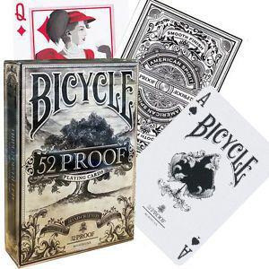 Baralho Bicycle 52 Proof B+