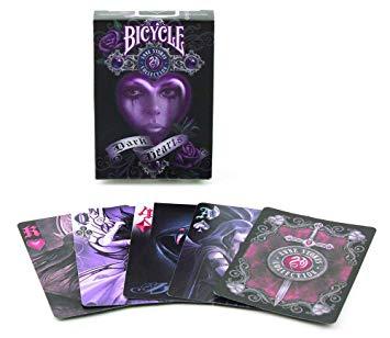 Baralho Bicycle Anne Stoke- Dark Heart B+