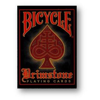 Baralho Bicycle Brimstone Rouge