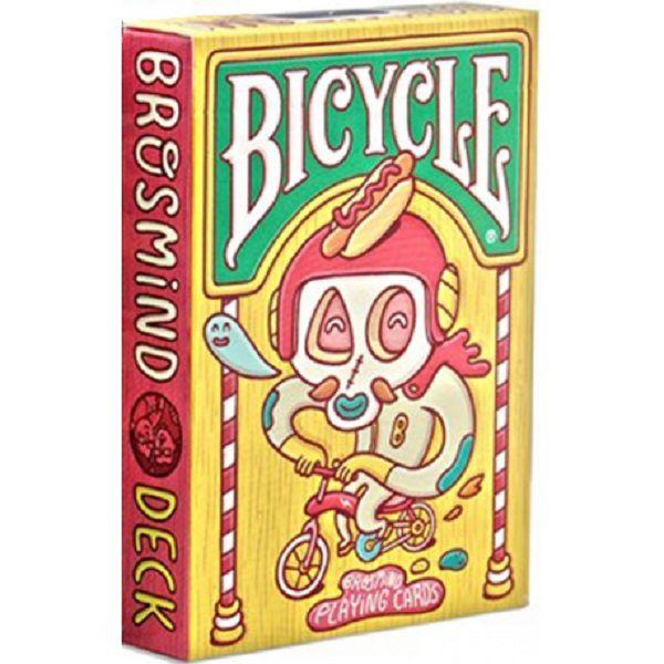 Baralho Bicycle  Brosmind R+