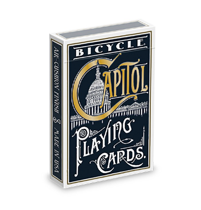 Baralho Bicycle Capitol