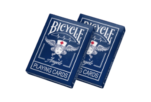 Baralho Bicycle Charity Project Angel B+