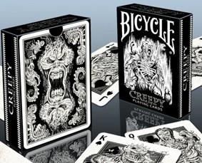 BARALHO BICYCLE CREEPY