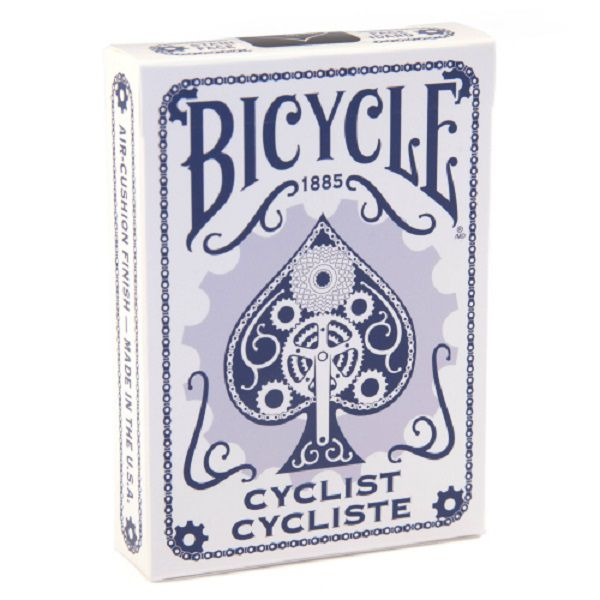 Baralho Bicycle - Cyclist Azul ou Vermelho R+