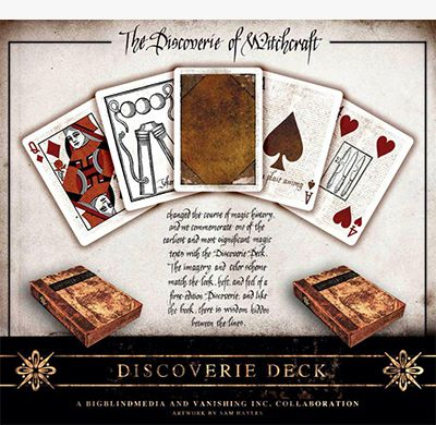 BARALHO BICYCLE DISCOVERIE DECK